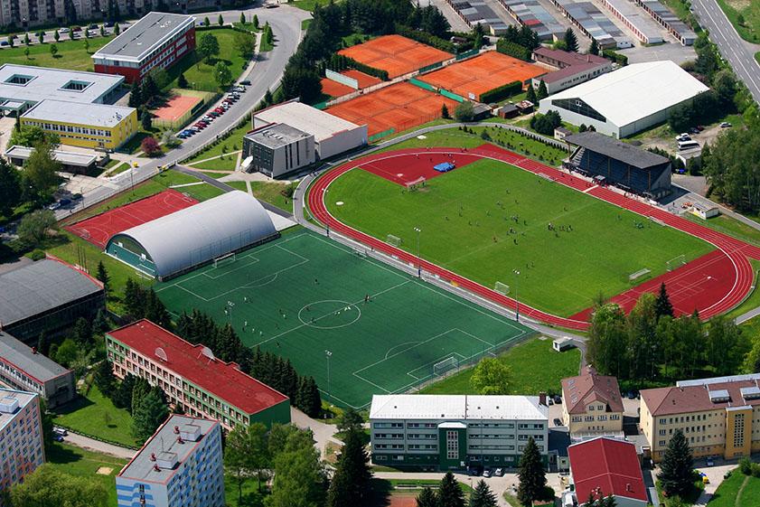 Ielts nhung tran – ielts writing sample sports-facilities-complex