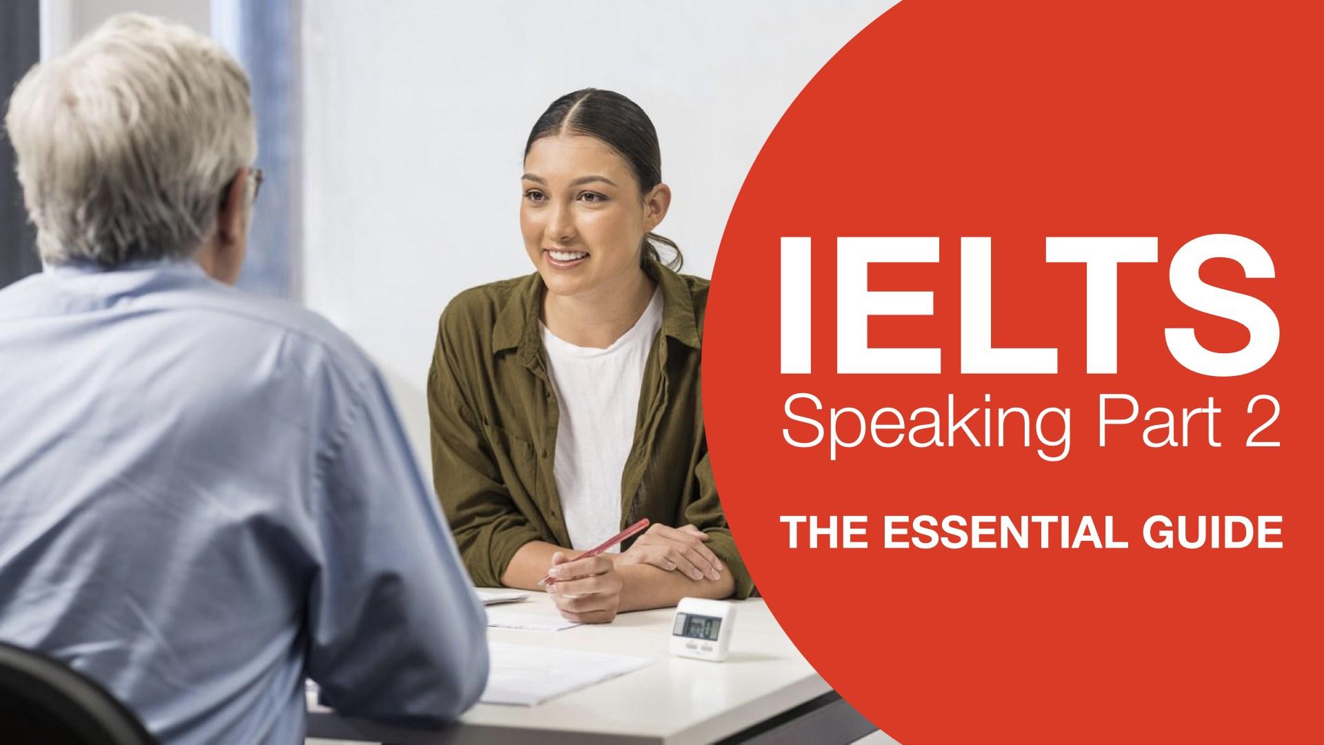 IELTS Speaking part 2 - đề dự đoán