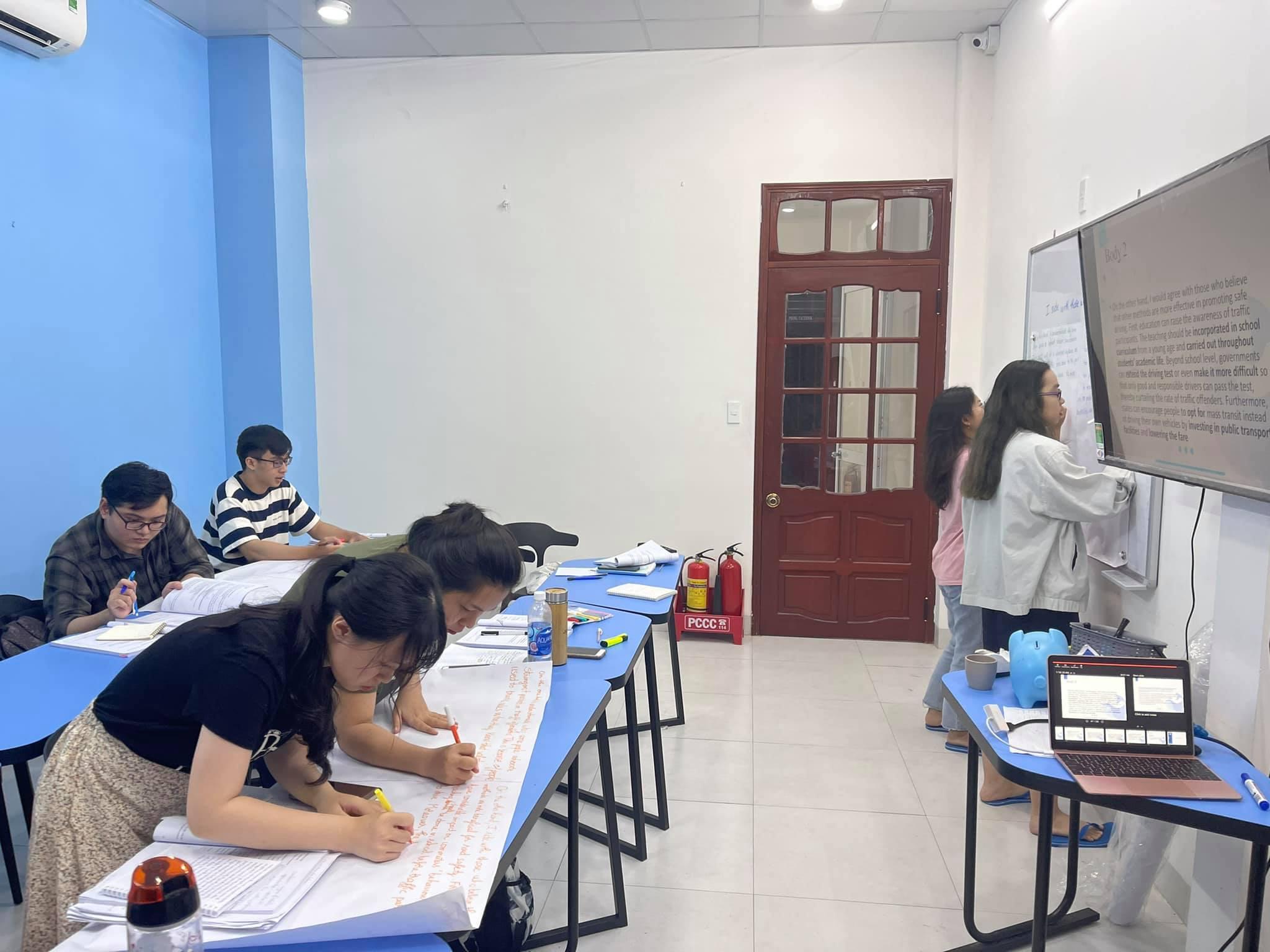 phương pháp dạy và học IELTS Writing hiệu quả